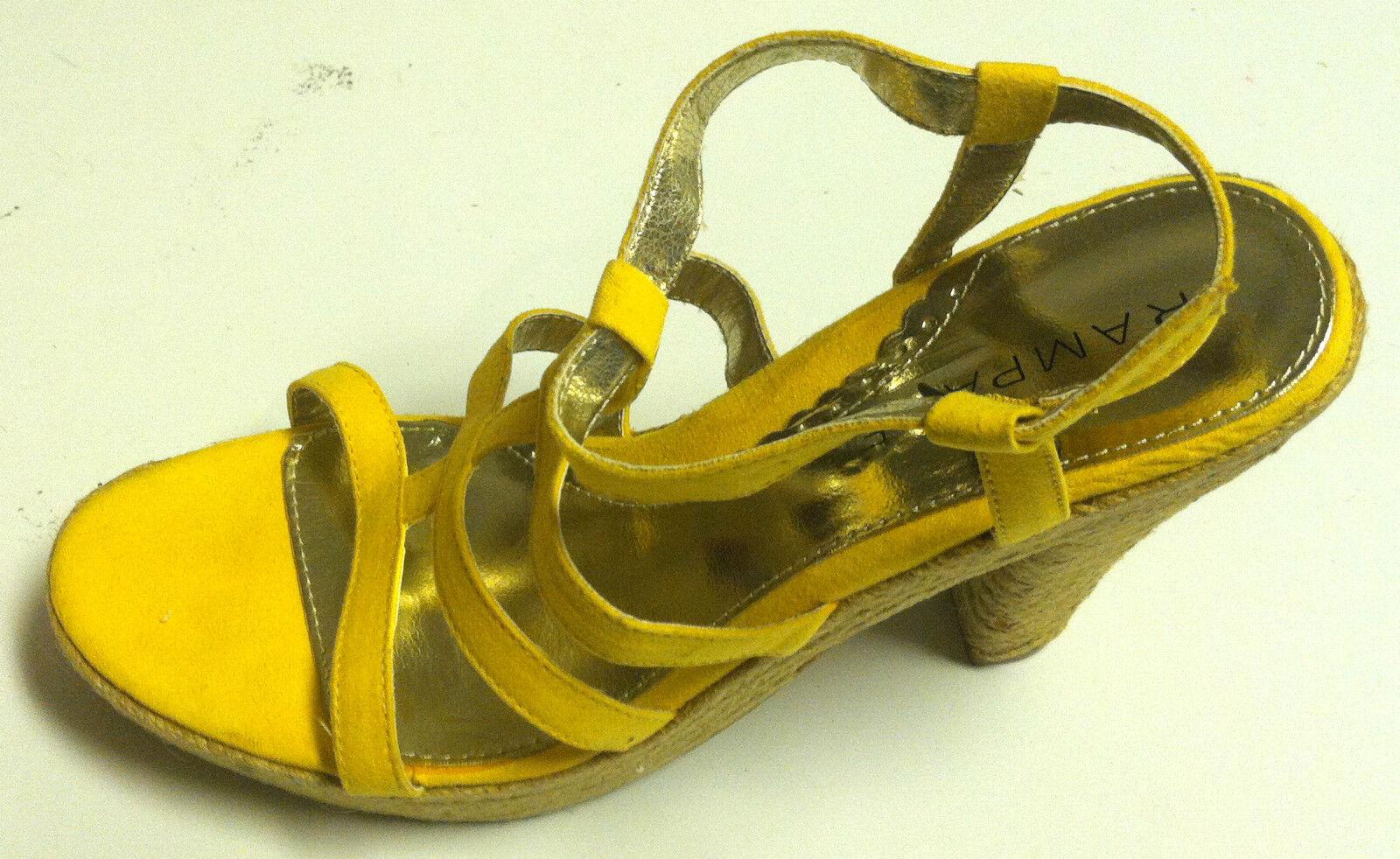 Rampage - Zapatos - AMARILLO - NWOB - b-sho-5