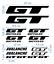 Los-GT-cut-Decals-stickers-Bicycle-Graphics-autocollant-pegatinas-adesivi-624 miniatura 1
