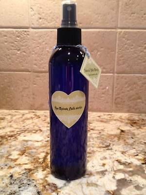 Body Mist/Spray/Perfume-All Natural-By Spa Uptown- PICK A SCENT-8fl oz