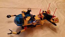LEGO Aquazone LOT Crystal Crawler, Explorer Sub, Sea Sprint 9, 6175, 6145, 6125