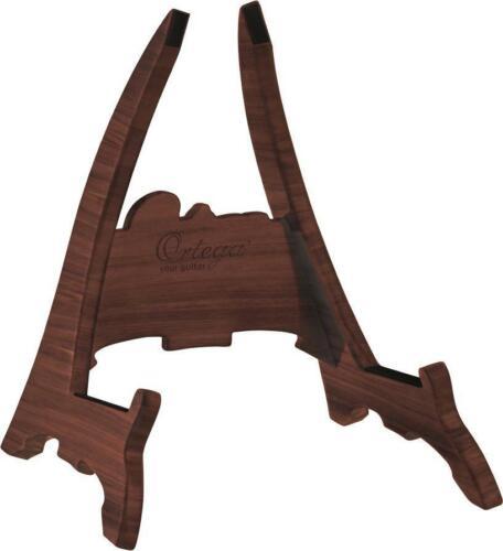 Ortega Wooden Guitar Stand  OWGS-1 für Klassik-/& Westergitarren Dark Brown