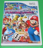 Fortune Street Nintendo Wii Factory Sealed