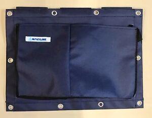 etc Winschenkurbeln Relingtasche an der Seereling das Staufach für Werkzeug