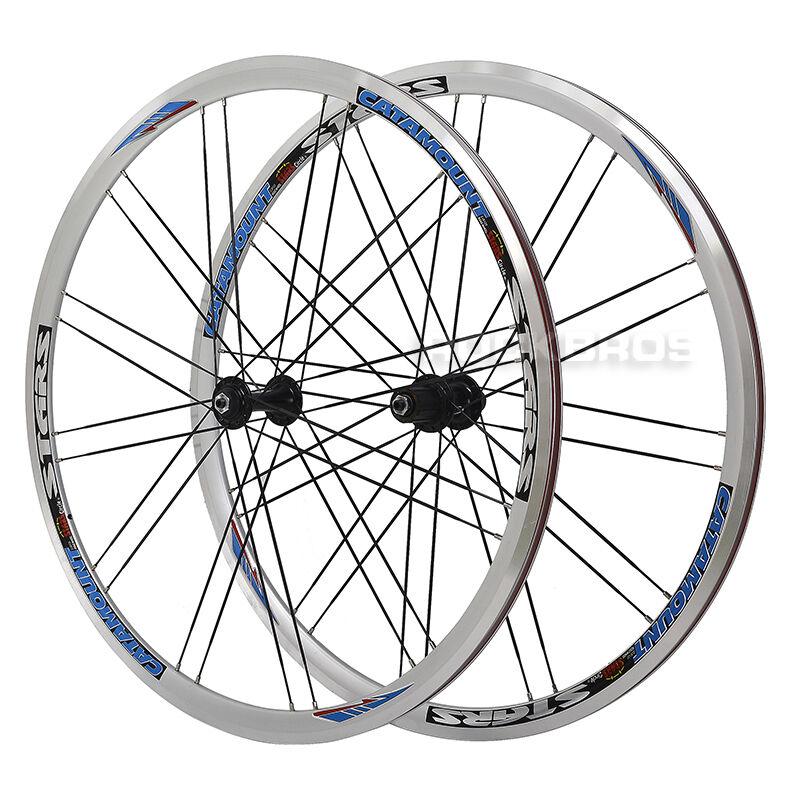 STARS Road Bike 700C Wheels Wheelsets-ZJS120 Shimano 8S 9S 10S New