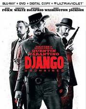 Django Unchained (2 DVDs with No Case, No Blu-Ray Disc)