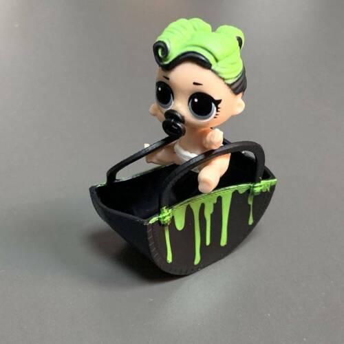 LOL Überraschung Lil Schwestern Lil Bhaddie /& Lil YANG QT Eye Spy Series Set Toy