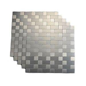 Yipscazo-Peel-and-Stick-Tile-Backsplash-Stainless-Steel-Stick-on-Tile-for-Ki