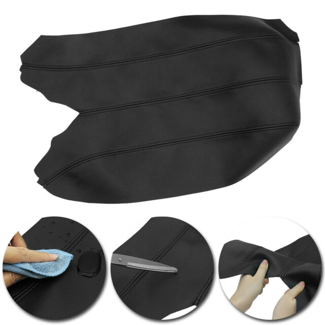 For 07-12 Acura RDX Center Console Lid Armrest Cover Skin