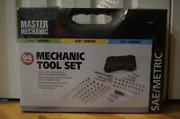 Apex Tool Group 31094 Master Mechanic 94 Piece SAE Metric Socket Tool Set Tools and Accessories