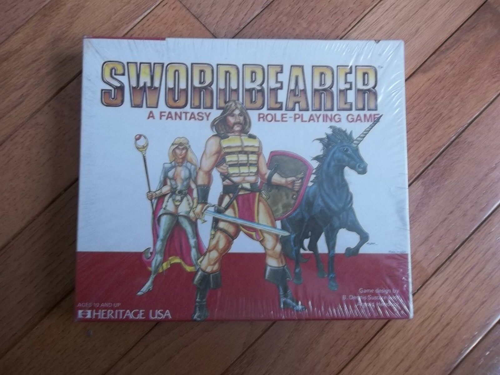 Heritage 1982 swordbearer Box Set SW