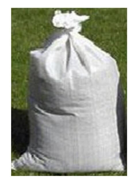 500 Stück PP Sandsäcke für den Hochwasserschutz