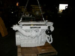 Details about 3126 Caterpillar Marine Diesel Engines 420 Hp