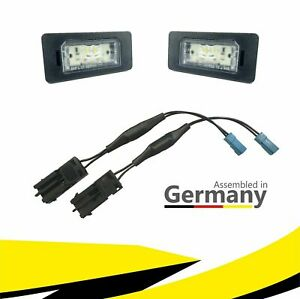Für BMW Original LED Kennzeichenbeleuchtung E39 E60 E61 E70 E71 E90 E91 E92 E93