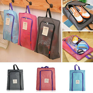Outdoor-Tote-Pouch-Portable-Travel-Shoes-Storage-Zip-Waterproof-Bag-Organizer