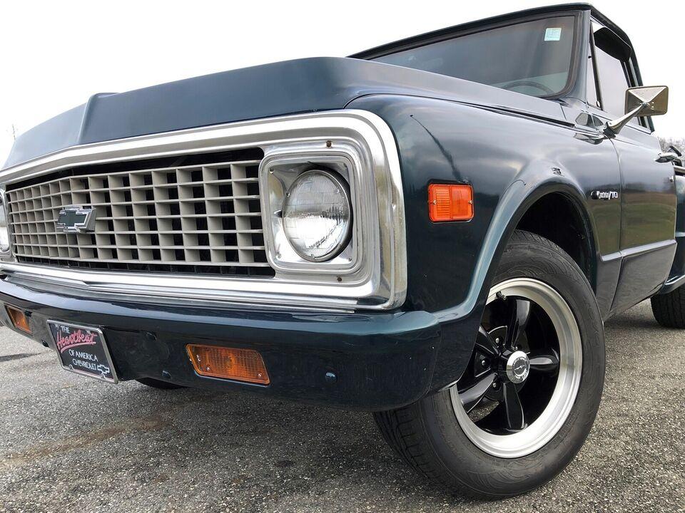 Chevrolet C10, Benzin, 1971