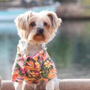 Hawaiian-Camp-Shirt-by-Doggie-Design-Sunset-Hibiscus