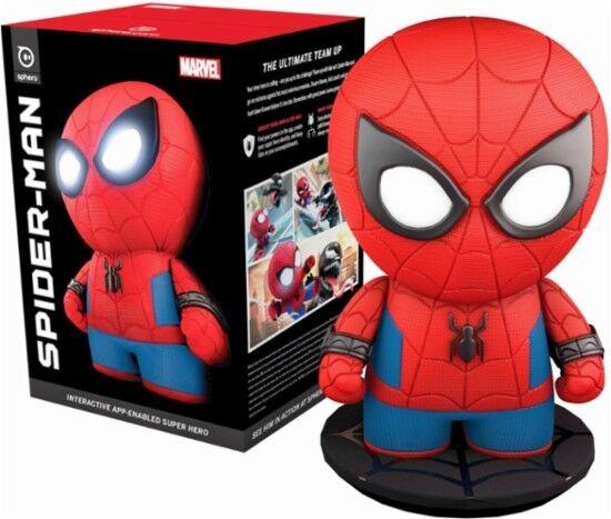 SPHERO Spider aplicación Enabled Interactive Super Hero Man Sphero SP001 Nuevo en Caja Nuevo En Caja