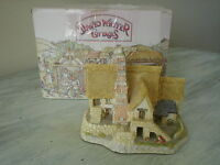 David Winter Cottages West Country Collection Devon Creamery -  EUC