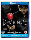 Death Note/Death Note 2 - The Last Name (Blu-ray and DVD Combo, 2010, 4-Disc Set, Box Set)