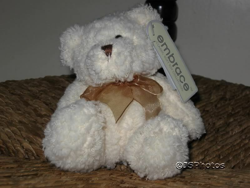Embrace Classic Soft Toy Collection Bear