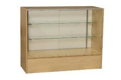 """48"""" / 1.2M Full Vision Showcase Display Cabinet Counter  #SC4M"""