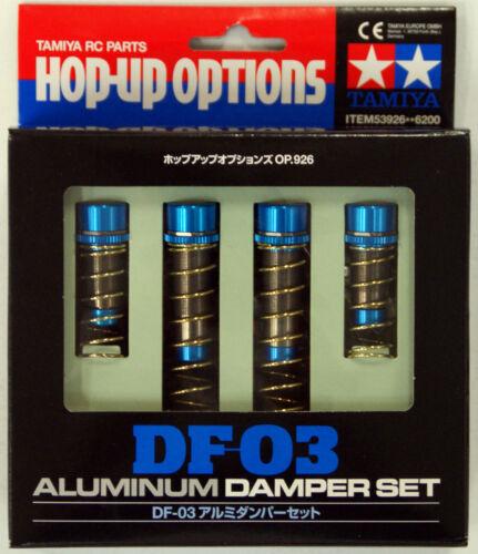 Tamiya 53926 (OP926) DF-03 Aluminum Damper Set
