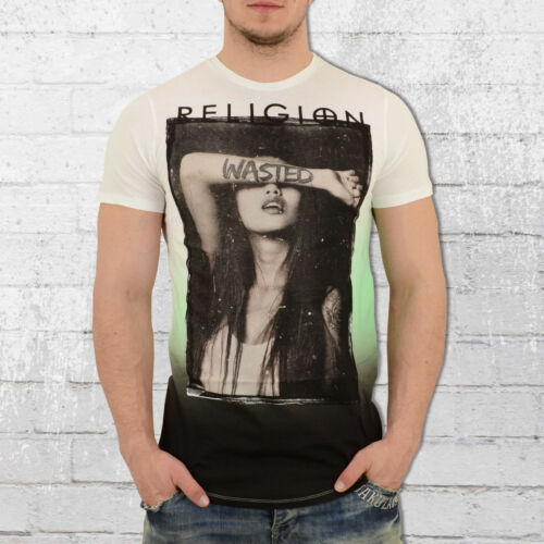 pour pour Wasted Green White hommes shirt shirt T hommes T w8qFtF