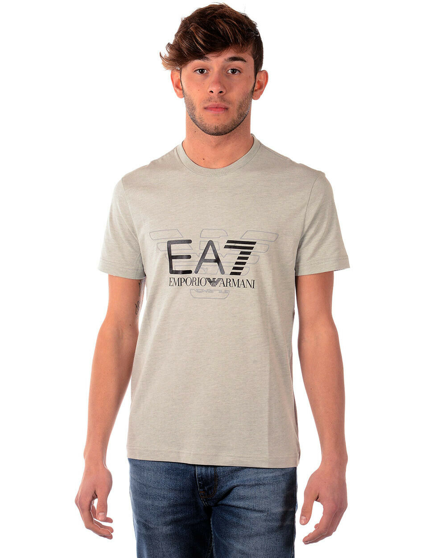 T shirt emporio armani ea7 mens grau 3zpt45pj30z 3904 make offer tl l