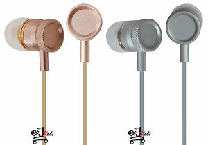Jkobi Metal Body Earphone Handsfree Compatible For Micromax Canvas Nitro 3 E352