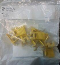 Dentsply Xcp Ds Fit Sensor Holder Xray Posterior Biteblock Pack Of 10 Yellow