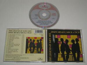 THE-LEGENDE-OF-DAVE-DEE-DOZY-BEAKY-MICK-amp-TICH-MERCURE-834-590-2-CD-ALBUM