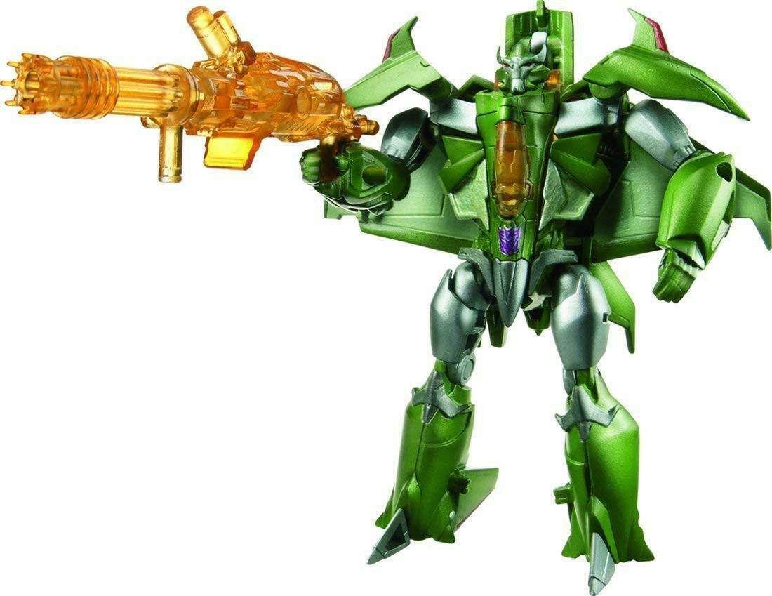 Transformers Prime Hyperspeed WHEELJACK Legion Class Cyberverse Series 2 #010