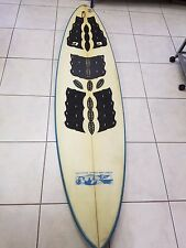 "Surfboard Shortboard 6'10"" World Wide Surfing Adventures shaped by Paulo Cristo"