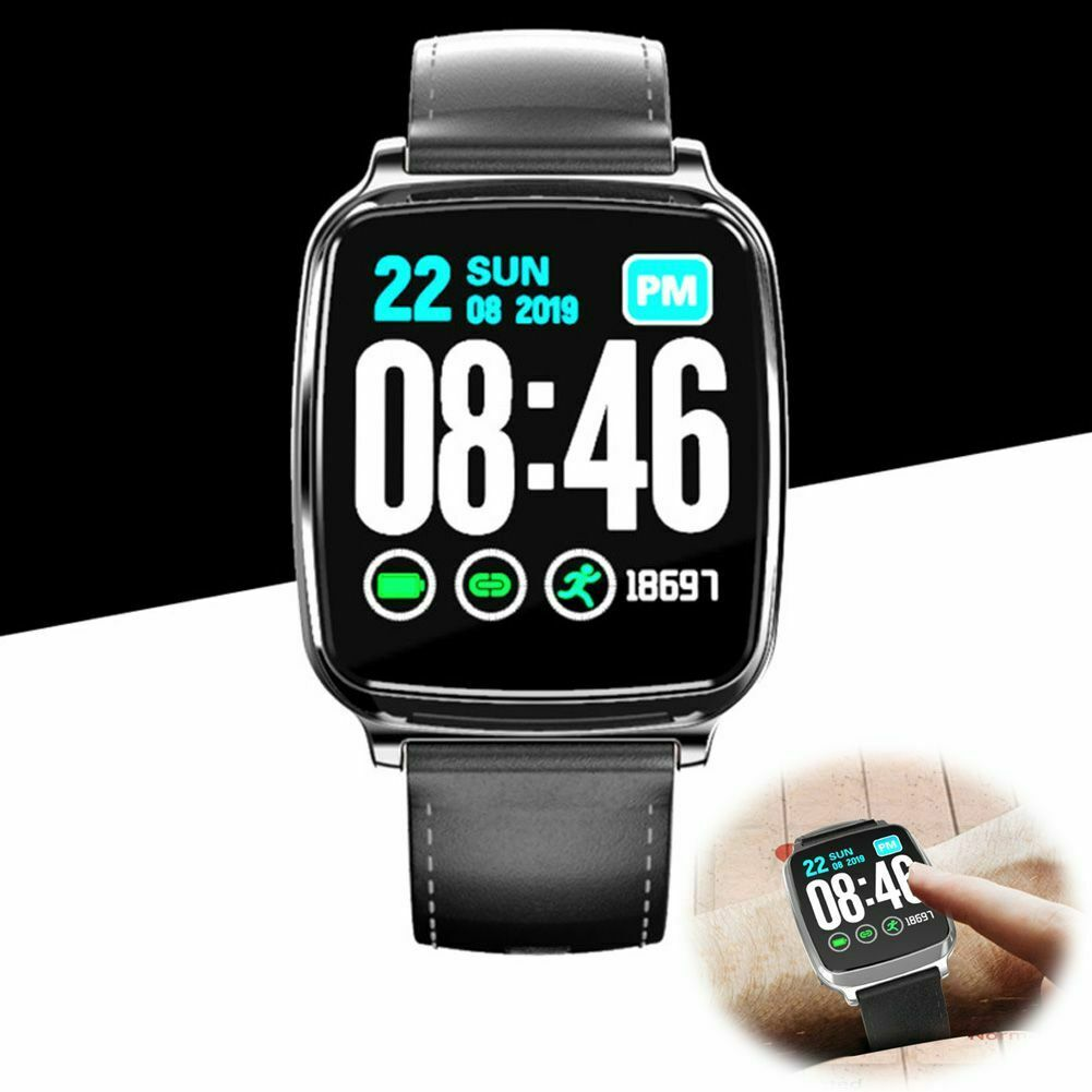 2019 Luxury Smart Watch Heart Rate Monitoring Wristwatch for Samsung A9 A8 Note Featured for heart luxury monitoring note rate samsung smart watch wristwatch