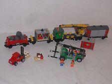LEGO - SYSTEM - EISENBAHN - SET`s TEILE - 7992 - 7898 - WAGGON`s