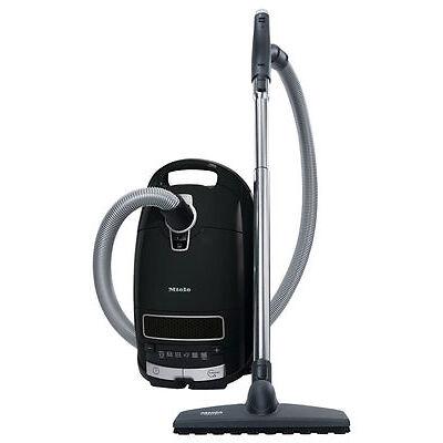 NEW Miele Complete C3 Hard Floor Vacuum Cleaner: Obsidian Black