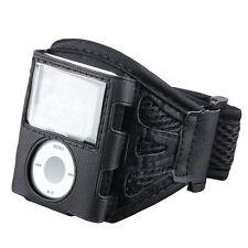 Negro Brazalete Para iPod Nano Deportes Gimnasio Funda 3rd 3 GEN