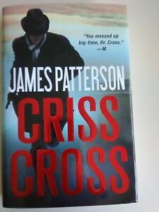Criss cross james patterson book review
