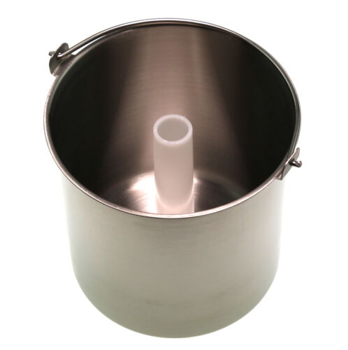 Unold 4880640 Acciaio Inox-contenitore per 48806 Makina per celato