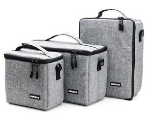Camera-Bag-Padded-Insert-Lens-Bag-Case-Partition-For-DSLR-SLR-Canon-Nikon-Sony