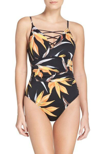 174 New Miraclesuit  One-piace Magicsuit swimsuit US Size 10