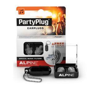 Alpine Partyplug Bouchons D'Oreilles