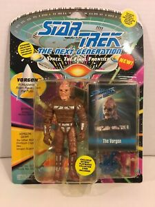 VORGON-Star-Trek-Next-Generation-Action-Figure-Playmates-1993-New