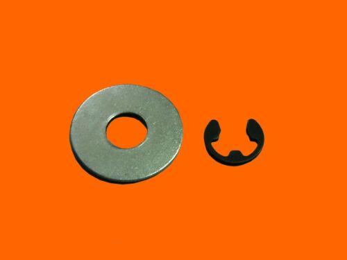 Sprengring Scheibe Sicherungsring STIHL 025 MS250 023 Kettenrad Clip Sicherung
