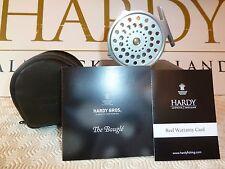 HARDY BOUGLE 3'6 BRAND NEW FLY REEL