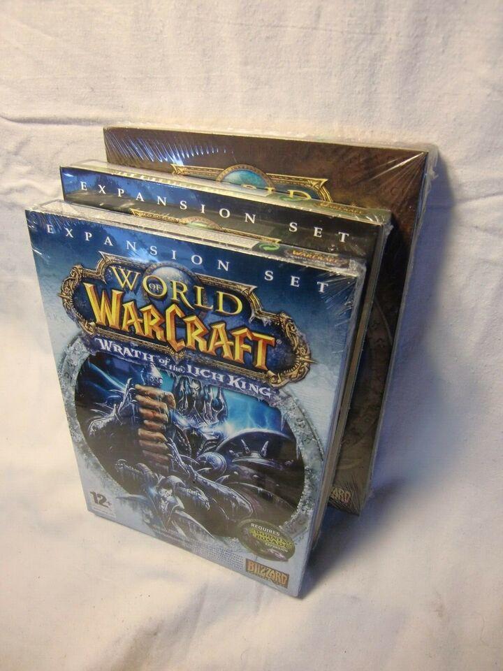 World of Warcraft, til pc, MMORPG