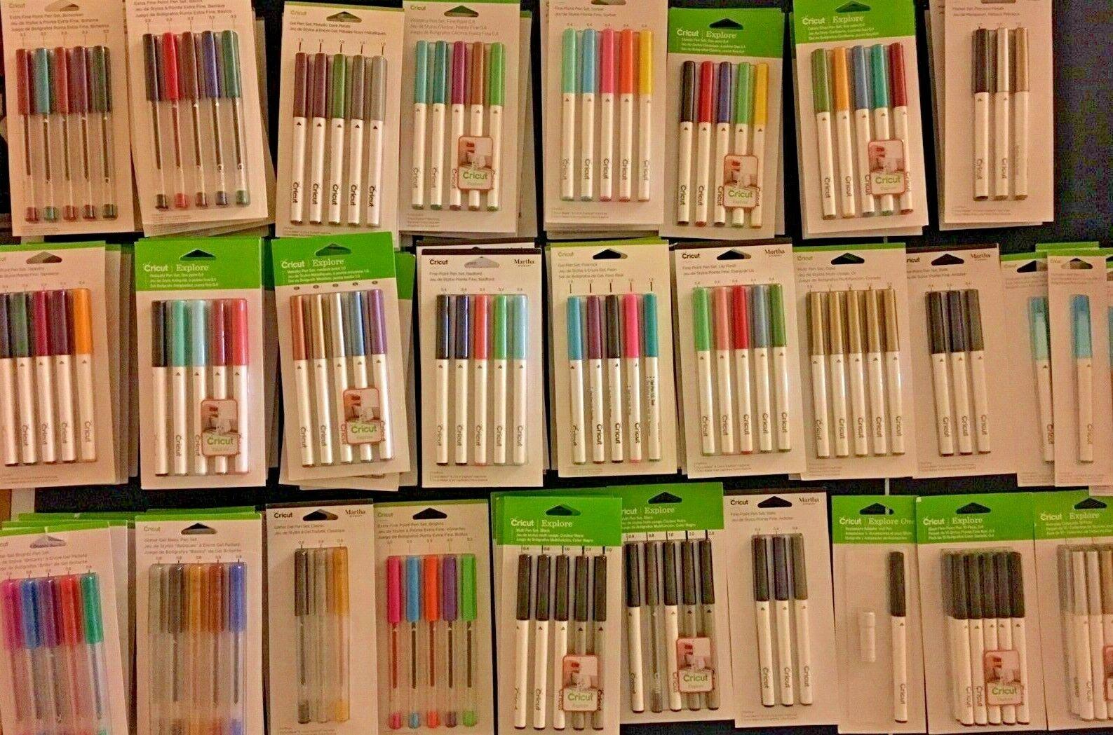 U PICK Cricut Pen 5 pc /& 10 pc sets for Explore /& Maker Machines