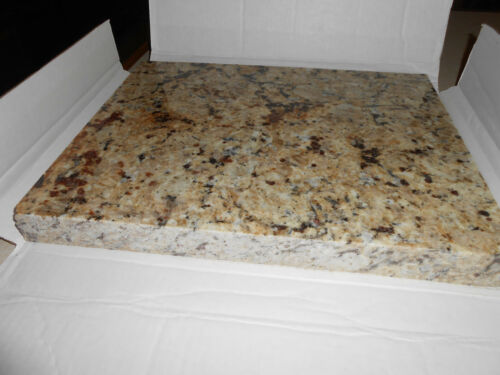 """New 12/"""" by 15/"""" by 1 1//4/"""" Granite Slab for Leather Tooling #144-222900"""