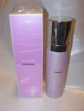 WOMENS NEW CHANEL CHANCE EAU TENDRE Sheer Moisture Mist BODY Spray 100 ml 3.4 oz