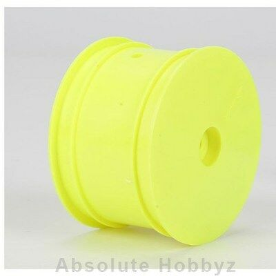 Team Losi Racing Rear Wheel Yellow Tlr7101 Luxuriant In Design : 22 2